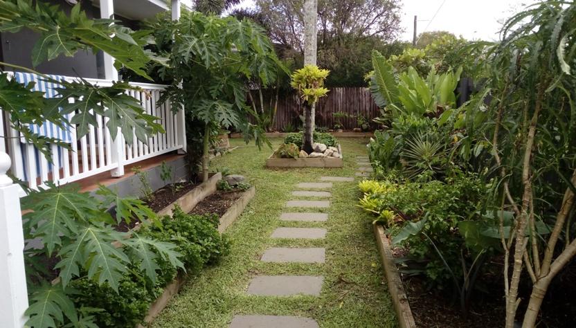 Garden design Cairns