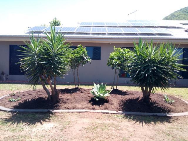 Garden makeover cairns 2